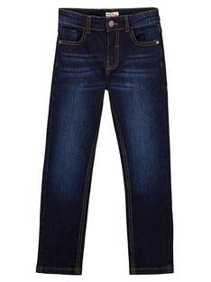 Jean coupe Regular Brut GOESJEREG1 / 19W902U3D29P271
