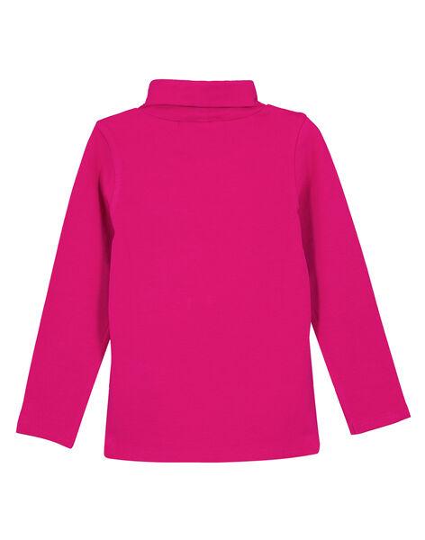 Pink Roll-neck GAVIOSOUP / 19W901R1SPLD320
