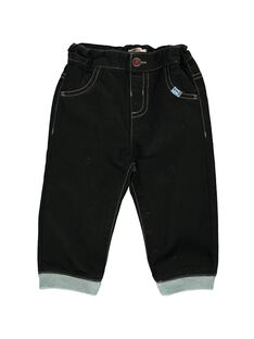 Black denim Jeans CUBENJEAN / 18SG10G1JEAK003