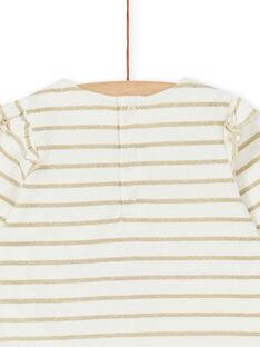 Off white T-SHIRT KINOTEE / 20WG09Q1TML001