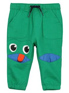 Green pants FUCAPAN2 / 19SG10D2PANG619