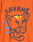 Boys' long-sleeved T-shirt FOJOTEE2 / 19S90232D32409