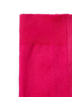 Pink TIGHTS KYAJOSCOL5 / 20WI0151COLD320