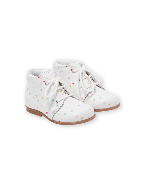White BOOTIES LBFBOTISER / 21KK3731D0F000