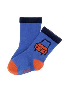 Baby boys' mid length socks CYUJOCHO1A / 18SI10R1SOQ201