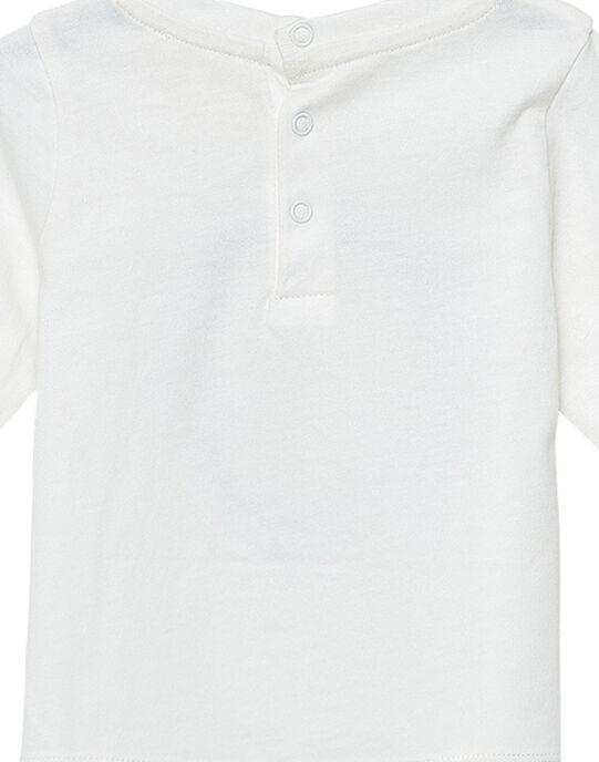 Off white T-shirt JUCLOTEE2 / 20SG1011TML001