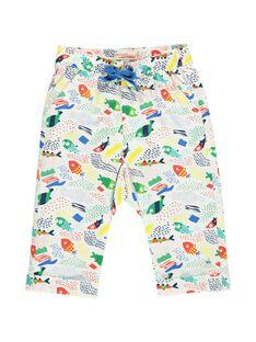 Multicolor pants CUMAPAN / 18SG10U1PAN099