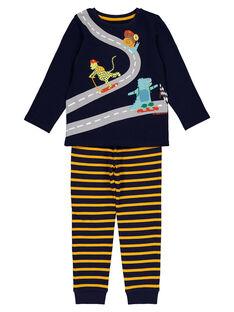 Pyjama  GEGOPYJCOU / 19WH1255PYJ070