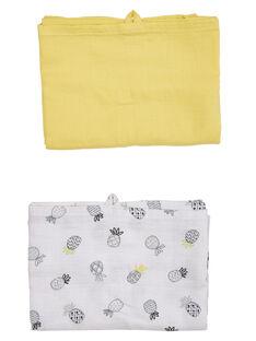 Yellow swaddling clothes JOU2LAN / 20SF42M1LAN010