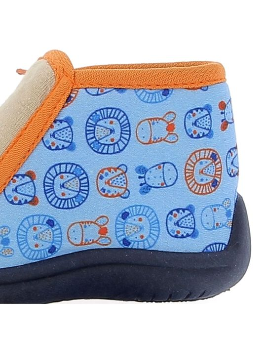 Baby boy's boot slippers CBGBOTZEBR / 18SK38X4D0A080