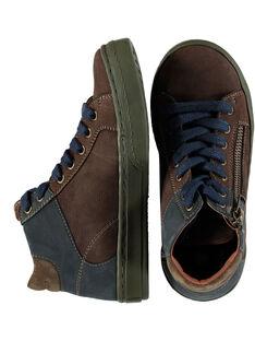 Brown Sneakers GGBASGREEN / 19WK36IAD3F802