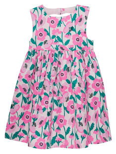 Pale rose Dress JAPOEROB2 / 20S901G2ROB301