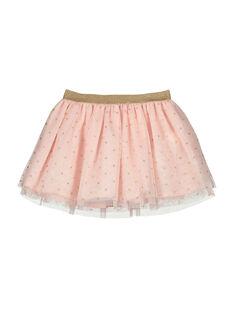 Girls' tulle skirt FAPOJUP2 / 19S901C2JUP307