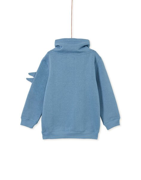 Blue SWEAT SHIRT KOBOSWE / 20W902N1SWEC233