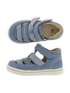 Blue Salome shoes CBGSALORI / 18SK38W5D3HC218