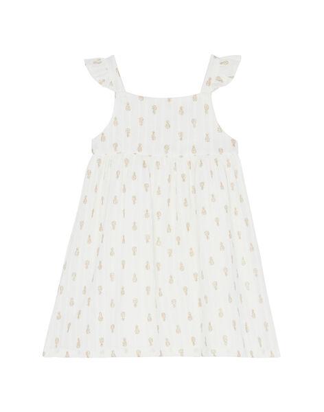 Off white Dress JADUROB4 / 20S901O1ROB001