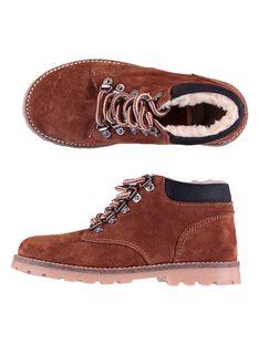 Brown Boots GGBOOTMONT / 19WK36X2D0D802