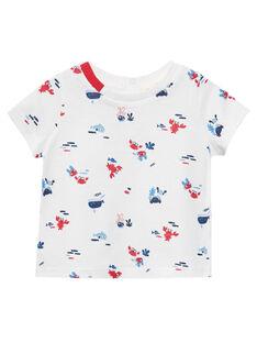 Off white T-shirt JUCEATI3 / 20SG10N2TMC001
