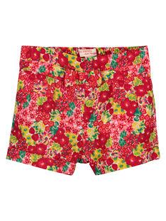 White Shorts FIYESHO1 / 19SG09M1SHO000
