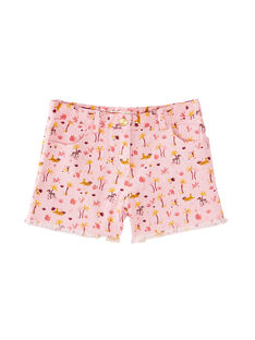 Clear pink Shorts JADUSHORT1 / 20S901O1SHO321
