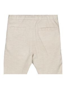 Baby boys' trousers FUPOPAN / 19SG10C1PANI811
