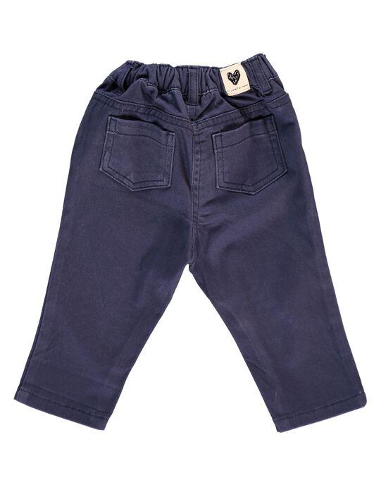 Navy pants CIJOPAN3A / 18SG09R3PAN705