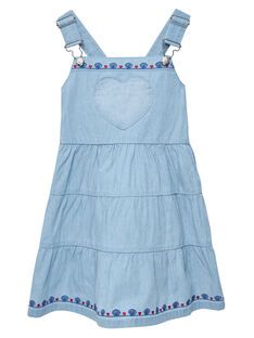 Navy Dress JACEAROB3 / 20S901N1ROB721