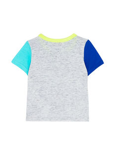 Grey T-shirt JUQUATI2 / 20SG10R2TMCJ906