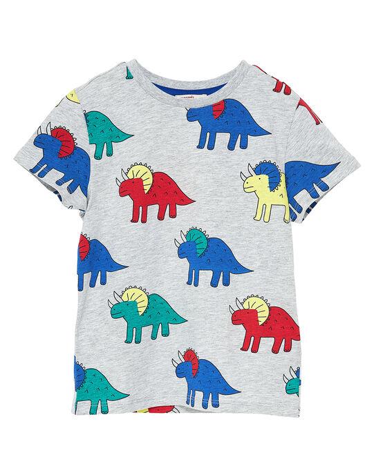 Grey T-shirt JOGRATI1 / 20S902E3TMCJ920