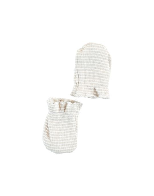 Off white New born gloves GOU2GAN / 19WF42M1MFN001