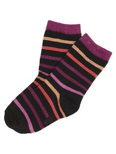 Purple Socks GYABRUCHO / 19WI01K1SOQ718