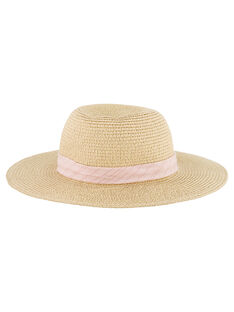 Girls' floppy hat FYAJOUCHAP / 19SI01T1CHA009