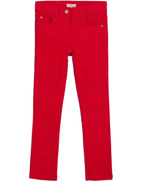 Red Pants GAJOPANT1 / 19W90145D2B050