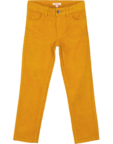 Yellow Pants GOJOPAVEL9 / 19W902L3D2BB107