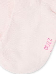Baby rose SOCKS LYAJOSCHO1A / 21SI0148SOQ307