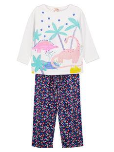 White Pajamas GEFAPYJDIN / 19WH1153PYJ000