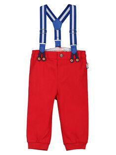 Red pants FUCOPAN / 19SG1081PANF505