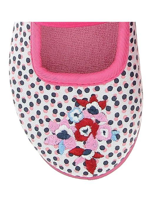 Girls' ballet pump slippers CFBALFLEUR / 18SK35X3D07030