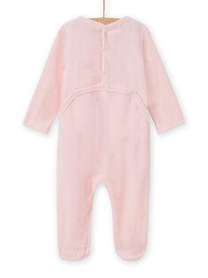 Pink ROMPER MEFIGRELAP / 21WH1386GRED310