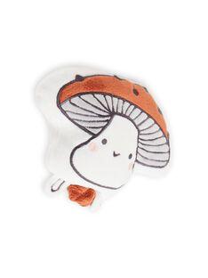 Mixed birth soft mushroom plush MOU1BOI2 / 21WF4241JOU001