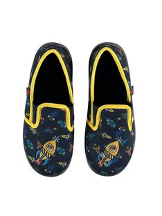 Navy SLIPPERS KGSGFUSEE / 20XK3682D0B070