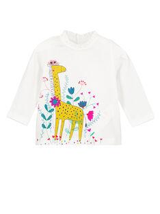 Off white T-shirt GUMUTEE1 / 19WG10F2TML001