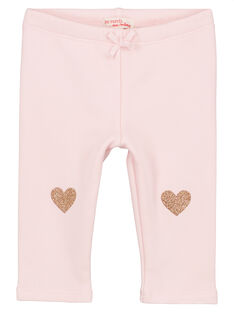 Baby rose pants GIJOPANDOU4 / 19WG0944PAN307