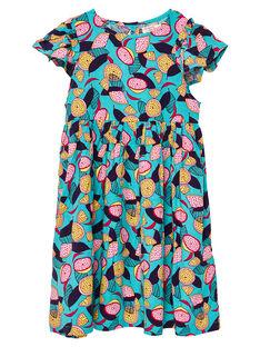 Blue Dress JAJOROB2 / 20S90143ROBC235
