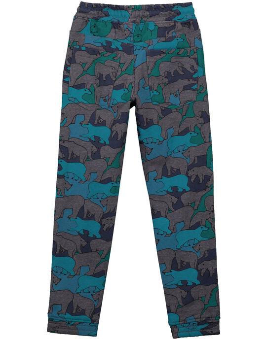 Grey pants GOTUPAN2 / 19W902Q2PANJ921