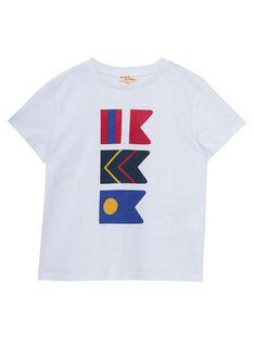 White T-shirt JOWETI2 / 20S90292TMC000