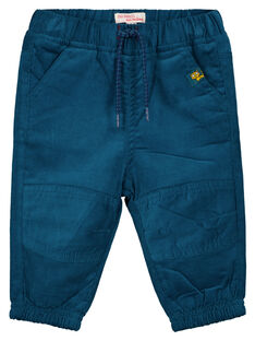 Navy pants GUJOPAN4 / 19WG1031PAN715