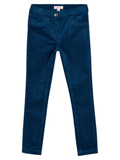 Navy Pants GAJOVEJEG1 / 19W90144D2B070
