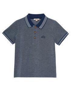 Navy Polo shirt JOPOEPOL / 20S902G1POL720