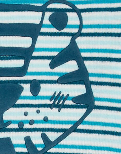 Turquoise BODY SUIT KEGABODTIG / 20WH1498BDL202
